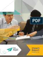 The Access Project Impact Report 2014-2015