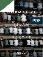 5Pillars - Normative Islam Report 2016