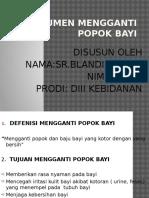 INSTRUMEN MENGGANTI POPOK BAYI, SR.BLANDINA.pptx