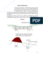 Estimacion obras horizontales