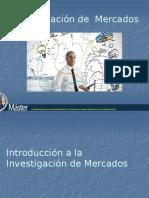 Parte 1 - Introducción investigacion de mercados