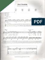 Alice in Chains - Jar of Flies - SAP (Songbook)