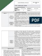 Planificación Anual Ciencias Sociales 9 No EGB