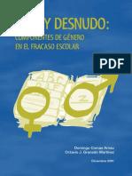 El_rey_desnudo2 -- Componentes de Género en El Fracaso Escolar