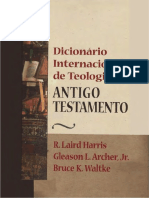 Dic. Int. de Teologia do AT