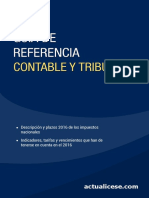 2016 Guia Referencia Contable y Tributaria