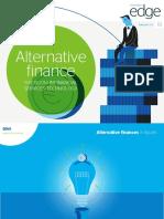 BBVA Innovation Edge. Alternative finance (English)