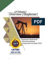 Booklet I IATMI SMUI 2015 Overview & Eksplorasi Migas