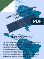 Americalatina Entre 1848 a 1930 9c