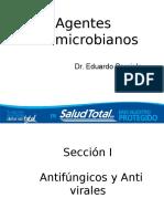 Antimicrobianos y Antifungicos Dr Barciela