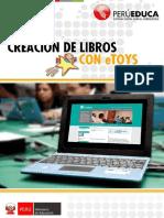 Tutorial Creación de Libros Electrónicos Con Etoys