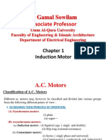 Chapter 1 Induction Motor
