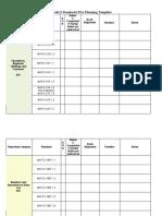 grade 5 standards fsa planning template