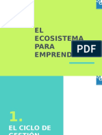 El Ecosistema Del Emprendedor