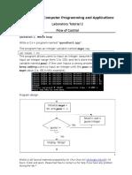 Lab Tutorial 2 Question Paper