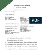 Mississippi Transp. Comm'n v. United Assets, LLC, No. 2014-SA-01181-SCT (Miss. Feb. 11, 2016)