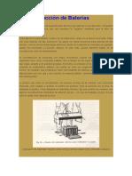 Pilas Acumuladores, Máquinas de Corriente Continua. Enciclopedia CEAC de La Electricidad