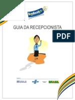 Guia Recepcionista - Bem Receber