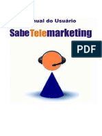 Manual Telemarketing