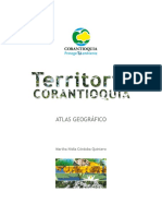 Atlas Geográfico - Territorio CORANTIOQUIA