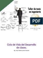 Sesión 01 - Taller de Tesis en Ingenieria Civil