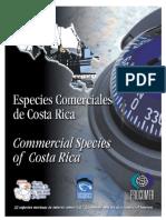 013. Guía de Especies (Peces) Comerciales de Costa Rica