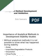 1 5 AnalyticalMethodDevelopment Validation