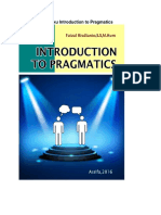 Free Download eBook PDF Introduction to Pragmatics Theories and Practice