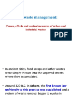 4. Solid Waste Management