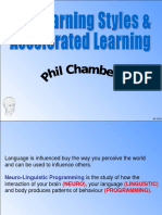 NLP&Learning Styles