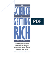 Wallace D. Wattles - Science of Getting Rich
