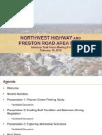 Preston Center Parking Study