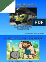 Historia Del Transporte