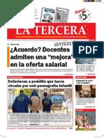 Diario La Tercera 17 02 2016