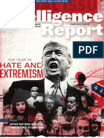 Southern Poverty Law Center hate and extremism report
