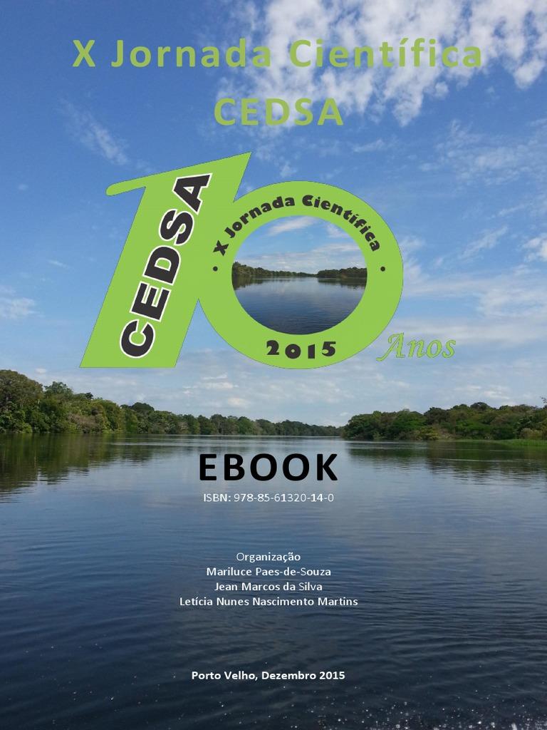 e461a132ef1 Ebook X Jornada Científica CEDSA