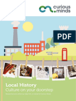 Local History, Culture on Your Doorstep