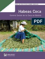 Control Social de la Coca en Bolivia