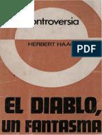 Herbert Haag - El Diablo Un Fantasma