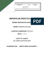 Reporte de Práctica No4