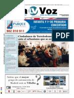 La Voz de Torrelodones y Hoyo de Manzanares Nº 150- Febrero de 2016