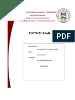 DCA y DBCA acerca del retraso de los profesores de la ESPOCH FC EFM CIEI 6to semestre
