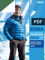 Dossier Expedicion BBVA - Annapurna Dhaulagiri