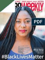 Metro Weekly - 02-18-16 - Alicia Garza