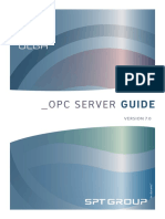 OLGAOPCServer Guide