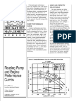 Reading Pump and Engine Performance Curves