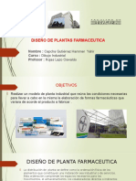 Diseño de Plantas Farmaceuticaasd