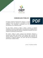 Comunicado17 02 16