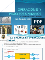 Operaciones y Procesos Unitarios 6
