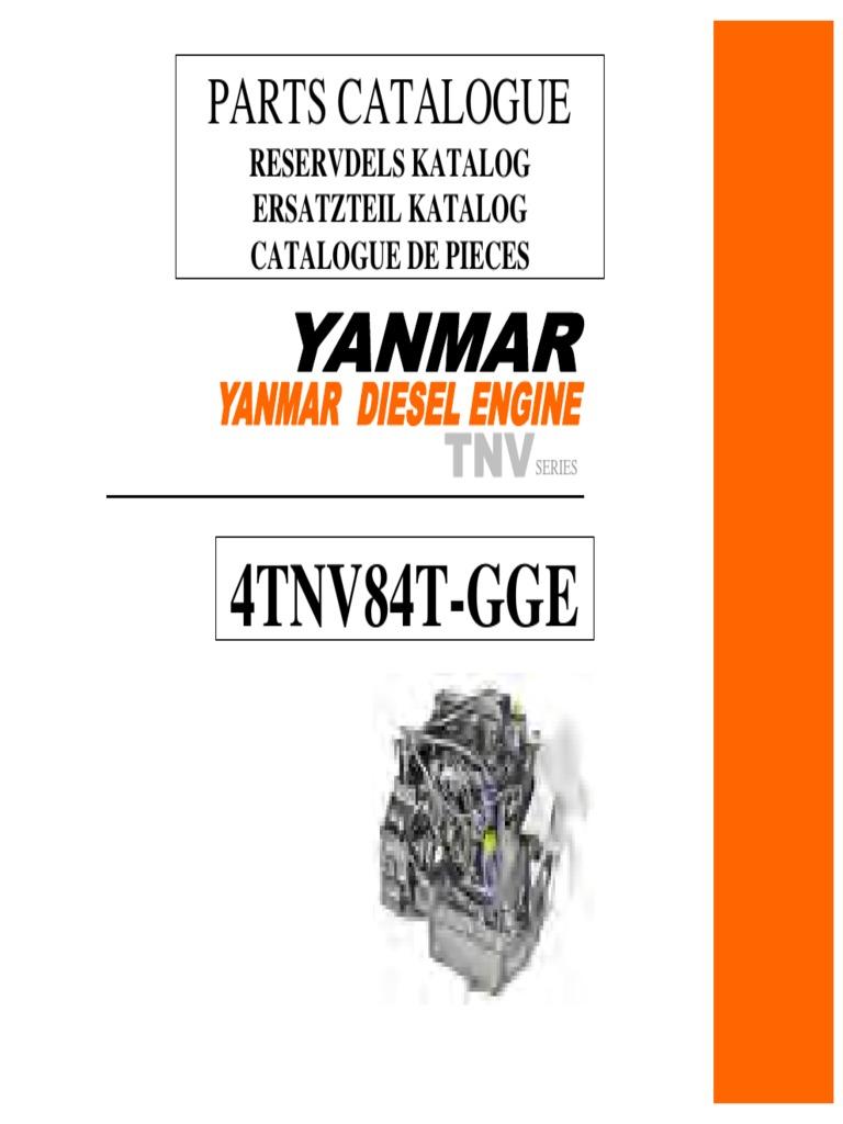Yanmar 4tnv84t Himoinsa 28kva 4tnv Wiring Diagrams